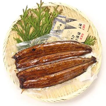【浜名湖産】 鰻蒲焼2本セット
