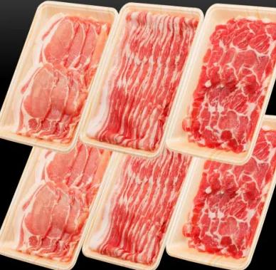 鹿児島県産豚3種類大容量1.5kgセット【寄付金額:10,000円】 イメージ