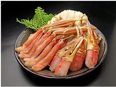 生本ズワイ蟹しゃぶしゃぶセット(1.4kg) イメージ