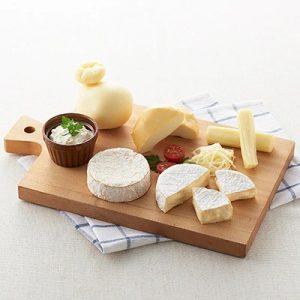 チーズ還元率ランキング2位:はやきたチーズ盛り合わせ