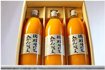 果汁100% 田村そだちみかんジュース 970ml×3本 イメージ