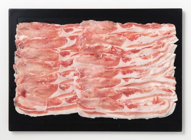 肉屋のプロ厳選!北海道産の豚スライス4kg盛り!!(使いやすい500g×8袋)