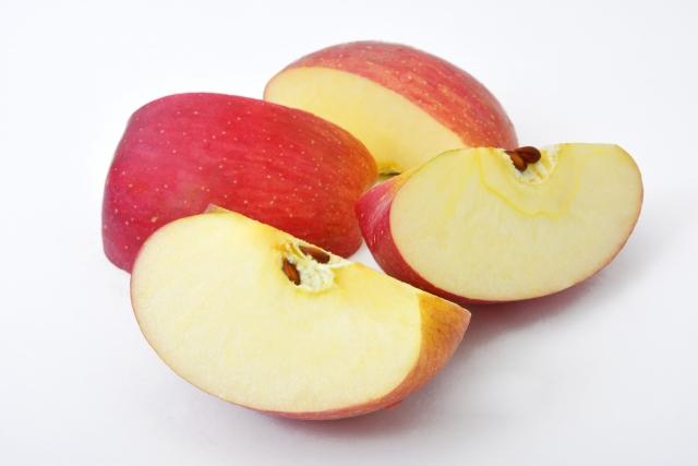 りんご(サンふじ)10kg(24~46個)ご家庭用 イメージ