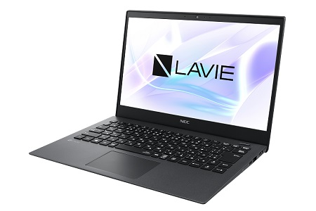 NEC LAVIE Direct PM (13.3型フルHD液晶搭載プレミアムモバイルPC)【数量限定】 【寄付金額:990,000円】 イメージ