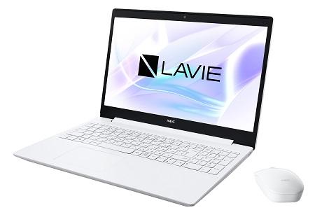 NEC LAVIE Direct NS (15.6型WXGA液晶搭載スタンダードスリムPC )【数量限定】 【寄付金額:460,000円】 イメージ