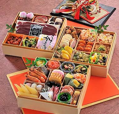 <2020年新春>網走三段重特製おせち料理 「おいしいまち網走」 イメージ