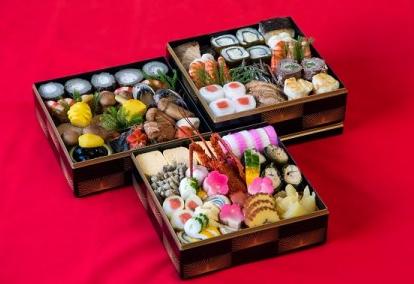 <京料理 松正> 特製おせち料理 特製三段重 イメージ