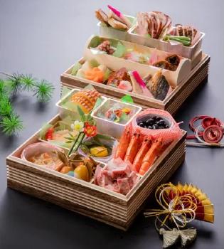 和食さくら 新春おせち イメージ