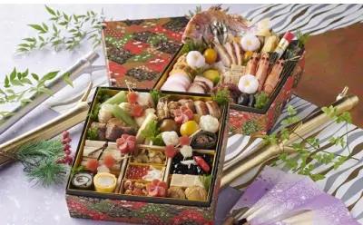 音羽謹製 おせち料理「竹」 冷蔵 3人前 和風 正月 イメージ