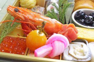 京料理の職人技が光るすべて手づくりのこだわりおせち 二段重(2人前) イメージ