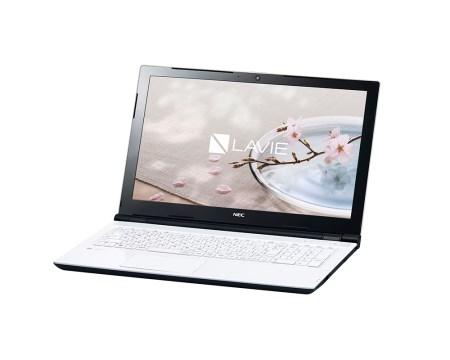 NEC LAVIE Direct NS(e)15.6型液晶搭載スタンダードノート