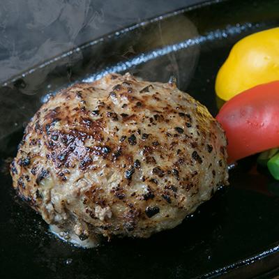唐津市 老舗肉屋の特上ハンバーグ10個
