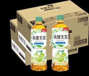 爽健美茶 600mlPET【2ケース】  イメージ