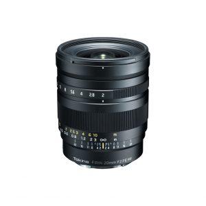 トキナー フルサイズ用広角単焦点レンズ FíRIN 20mm F2 FE MF イメージ