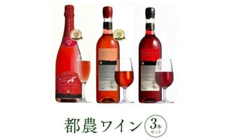 都農ワイン3本セット イメージ