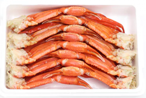 北海道江差町 紅ずわいがにの脚約2kg イメージ