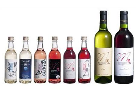 ワイン飲み比べセット(モンデ酒造)