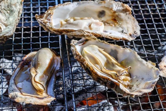 室津産牡蠣(むき身) ※1キロ イメージ