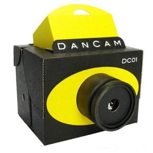 DANCAM ダンボール製一眼レフカメラ DC01完成品 イメージ