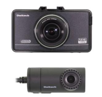 前後カメラ搭載ドライブレコーダー  イメージ
