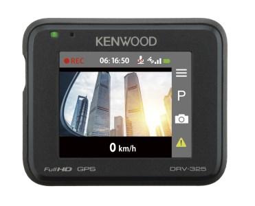 JVC ケンウッド ドライブレコーダー DRV-325