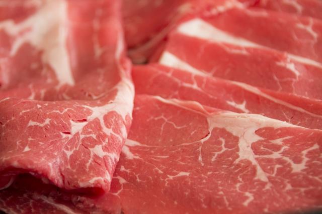 特上ロース すき焼き240g《黒毛和牛A5ランクメス牛一頭買い みのや》 イメージ