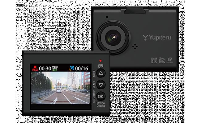 ユピテル ドライブレコーダー DRY-ST5000c イメージ