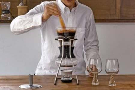 HARIO SCA-5 コーヒーサイフォン ハリオ ソムリエ イメージ