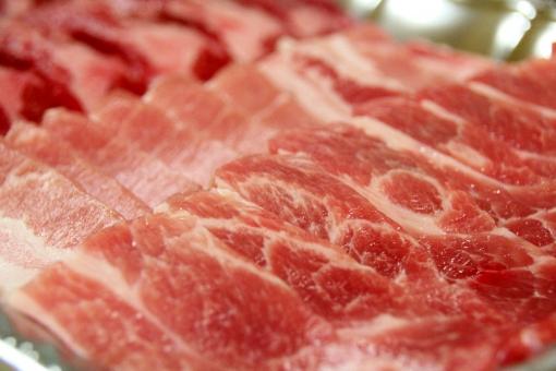 我那覇畜産 あぐー豚 焼肉セット(約600g)  イメージ