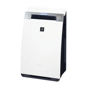 シャープ プラズマクラスター25000【加湿空気清浄機】ホワイト(KI-HX75-W)