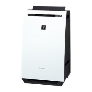 シャープ プラズマクラスター7000(KC-HD70)【除加湿空気清浄機】ホワイト イメージ