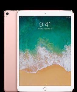 10.5インチ iPad Pro(Wi-Fi 256GB – ローズゴールド)