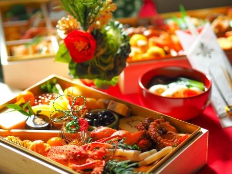 豪華!小城の三段重【おせち】郷土料理の特典付き イメージ