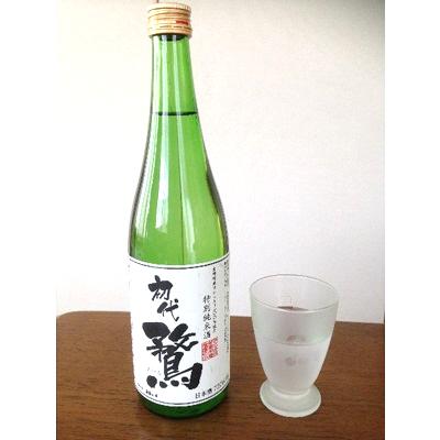 特別純米酒「初代 鶩」 イメージ