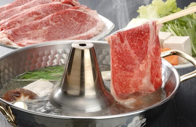 ≪月形熟成牛≫赤身肉しゃぶしゃぶセット約700g イメージ