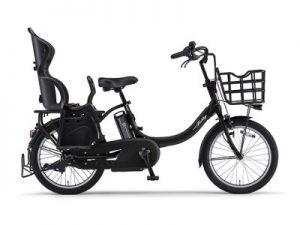 電動アシスト自転車(Bubby un リアチャイルドシート標準装備モデル)
