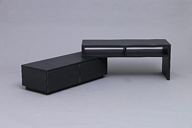 AVボード伸縮タイプ SAB-100 ブラックオーク 寄附金額20,000円(佐賀県鳥栖市)  イメージ