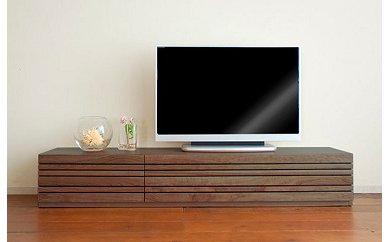 TVボード「アルモニア180L」 BH-1401 大川家具 寄附金額170,000円(福岡県大木町)  イメージ