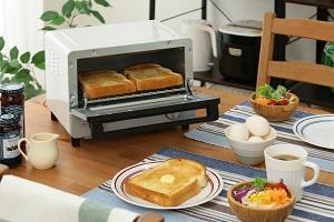 オーブントースター EOT-1003C イメージ
