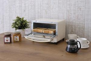 ricopa オーブントースターEOT-R1001-C イメージ