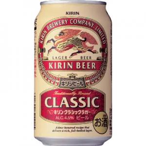 福岡県朝倉市 クラシックラガー350ml缶×1本(24本)