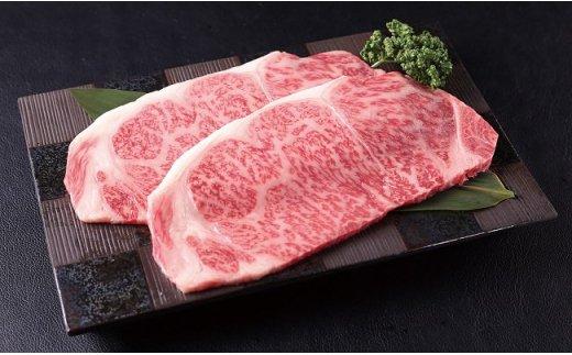 【風神の郷】佐賀牛サーロインステーキ500g(250g×2枚) イメージ