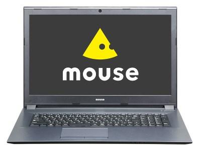 マウスコンピューター17.3型ノート「m-Book W880SN-S2-A2-IIYAMA」