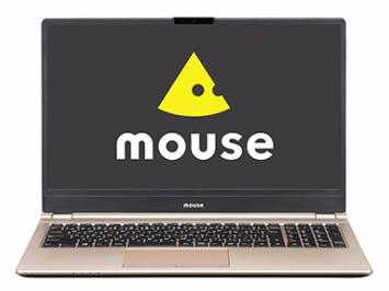 マウスコンピューター15.6型ノート「m-Book B508H-IIYAMA」