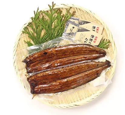 【浜名湖産】 鰻蒲焼2本セット イメージ