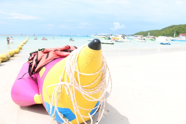 きらきらビーチトリプルマリン体験ペアチケット 寄付金額 28,000円 イメージ