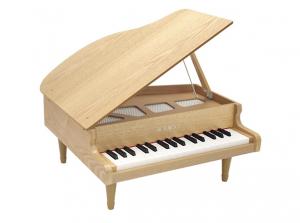静岡県浜松市 KAWAI おもちゃのグランドピアノ木目
