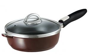 オールパンゼロクリア24(ショコラ) 【調理器具・キッチン用品・フライパン】