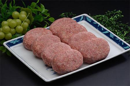 佐賀県伊万里市 伊万里牛ハンバーグ イメージ