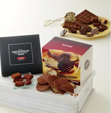 ROYCE'カカオを楽しむチョコレートセット イメージ